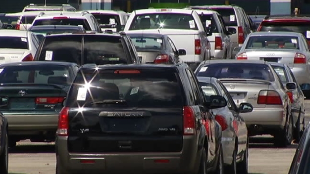 Used Car Lot Under Fire From Unhappy Customers