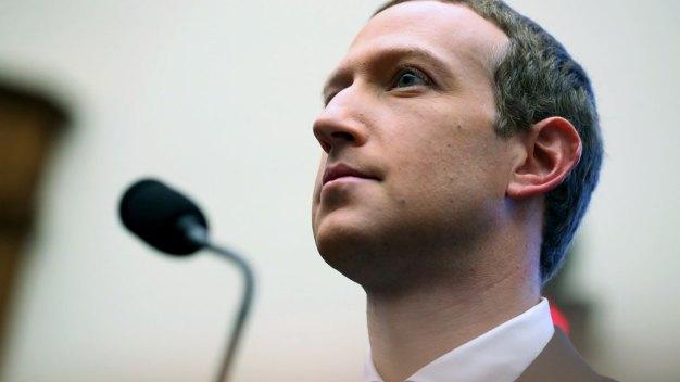 Zuckerberg Appears in Congress as Facebook Faces Scrutiny