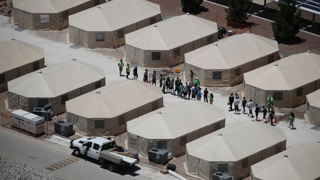 Texas Detention Camp for Migrant Teens Shutting Down