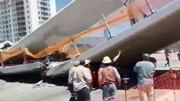 Second Lawsuit Expected to be Filed Over FIU Bridge Collapse