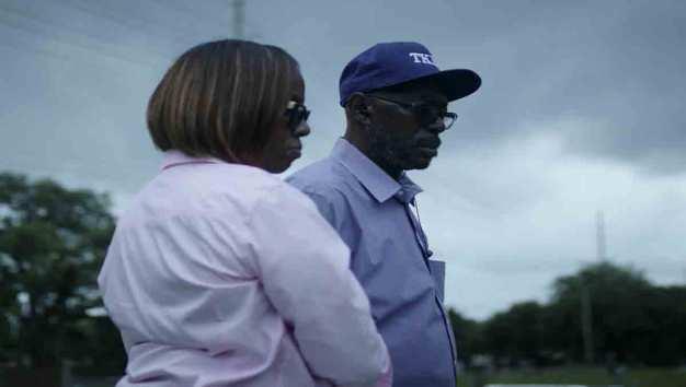 Felicia Sanders on Surviving the Charleston Church Shooting}