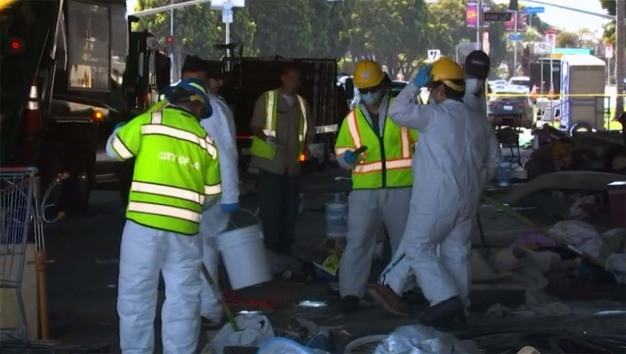 LA Homeless Encampment Cleanups: Are Millions of Tax Dollars Being Wasted?