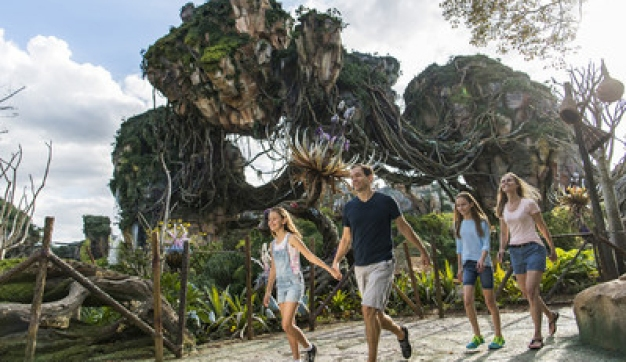 Disney to Open New 'Avatar' Themed Area This May in Orlando