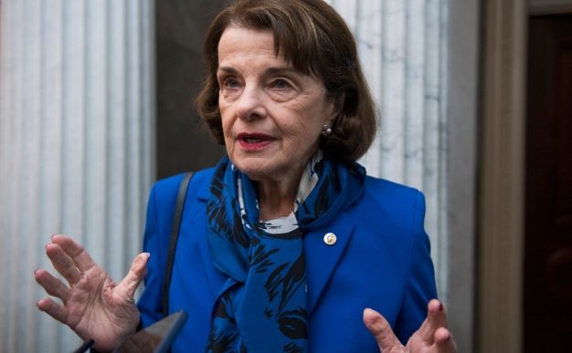 Sen. Feinstein Debates Children Over Climate Change