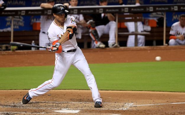 Stanton Hits 55th Homer to Help Marlins Beat Mets