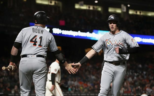 Ninth Inning Rally Pushes Marlins to Win Over San Francisco