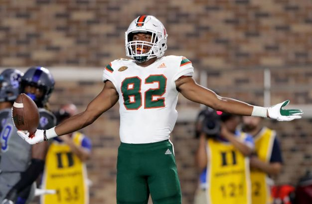 Neck Injury Ends Playing Career of 'Canes WR Ahmmon Richards