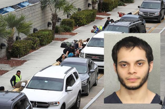 US Files Plea Deal in Fort Lauderdale Airport Shooting