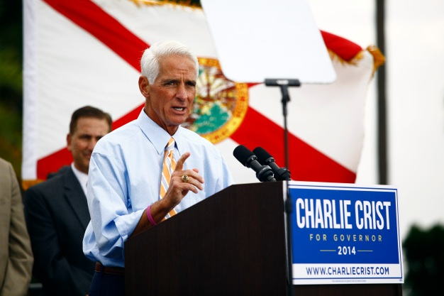 Crist Wins Democratic Primary for Governor