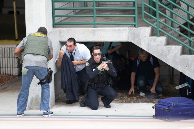 Consultant to Look at How FLL Handled Shooting