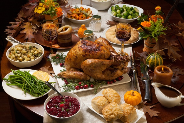 Ways to Give Back on Thanksgiving
