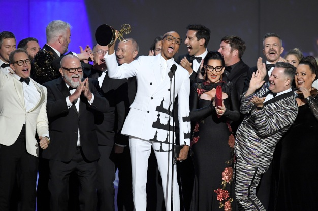 'RuPaul's Drag Race' Makes History at Emmys