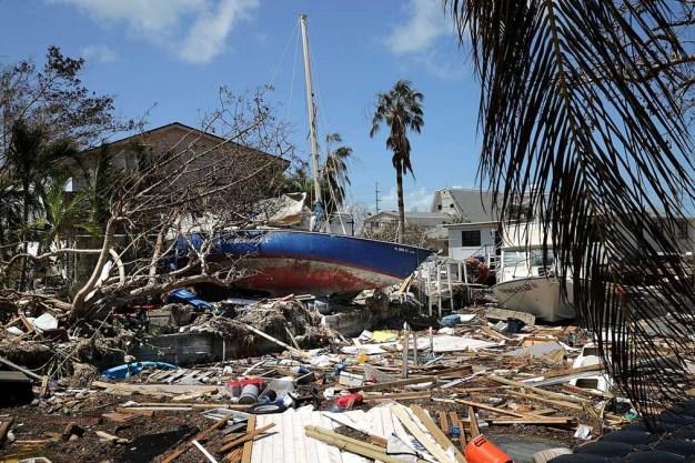 Hurricane Center Updates Irma Death Toll in US, Caribbean
