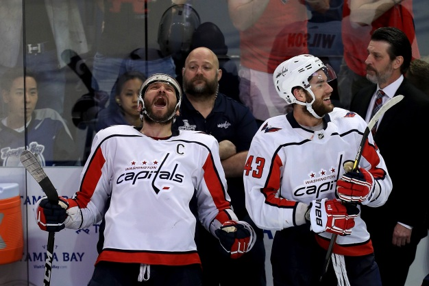 Capitals Blank Lightning, Head to 1st Stanley Cup Final in 20 Years