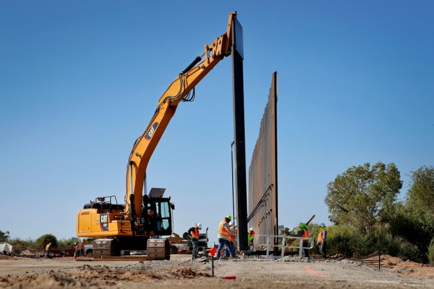Trump Admin Preparing to Take Over Private Land for Wall