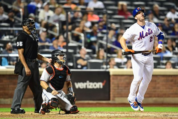 Mets Crush Marlins, Still Eliminated From Playoff Contention