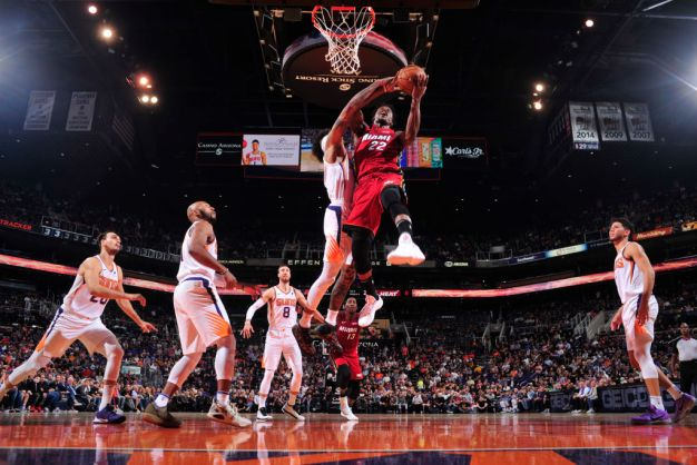 Butler, Dragic Lead Miami Heat Over Phoenix Suns