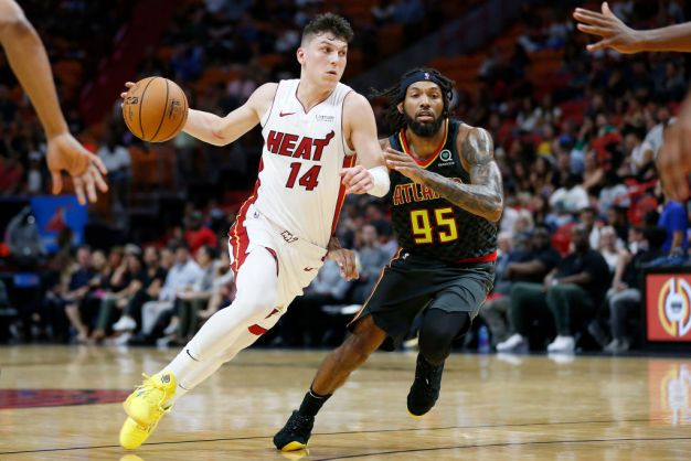 Herro Among Rookies Making Preseason Noise for Miami Heat
