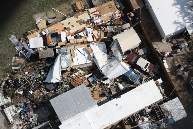 Over 2 Million Cubic Yards of Irma Debris Collected in Keys