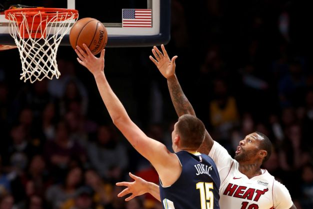 Jokic's Triple-Double Leads Denver to Win Over Miami Heat