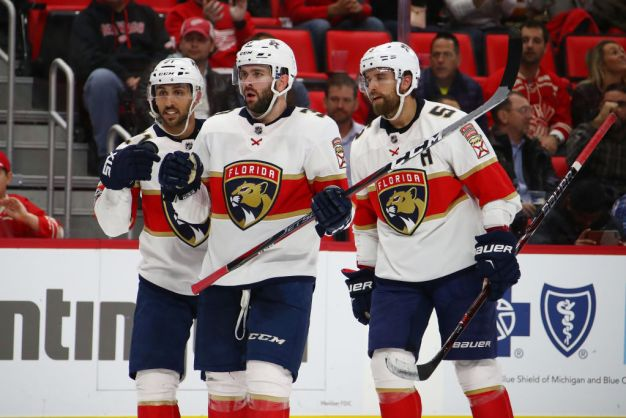 Panthers Rally From Two Goal Deficit to Defeat St. Louis