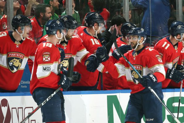 Panthers Keep Playoff Hopes Alive With Win Over Boston