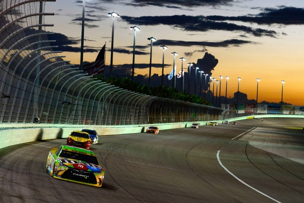 Homestead a Homecoming For Several NASCAR Crew Members