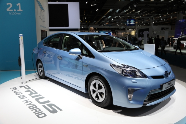Preview New Prius Models
