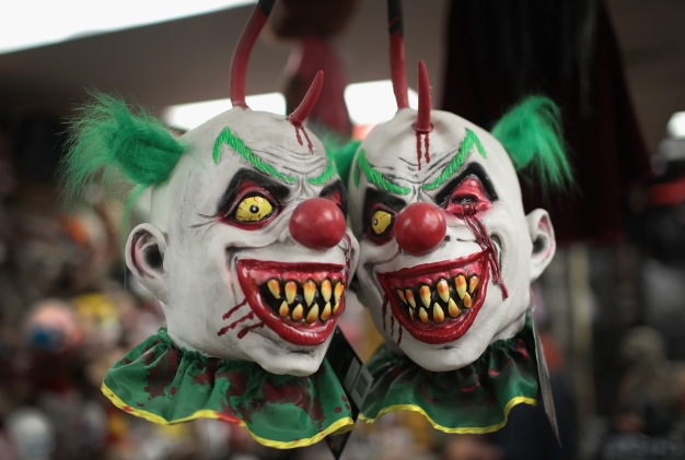 Florida Sheriff's Office Issues Creepy Clown Warning