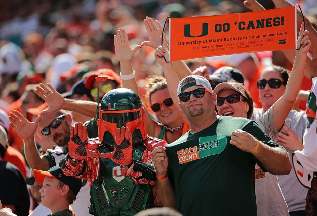 Miami Hurricanes Make Landfall in Top 10 of AP Poll