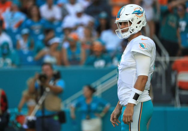 Dolphins Lose to Bucs; Cutler Exits Game Early With Injury