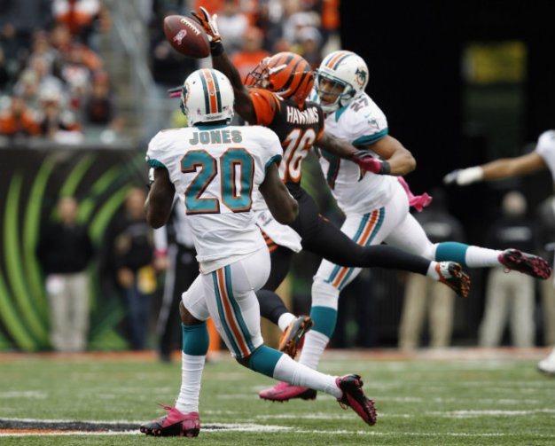Dolphins: Jones May Hold Out for New Contract