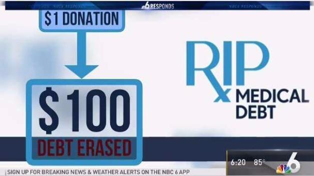 NBC 6 Responds Medical Debt Piling Up