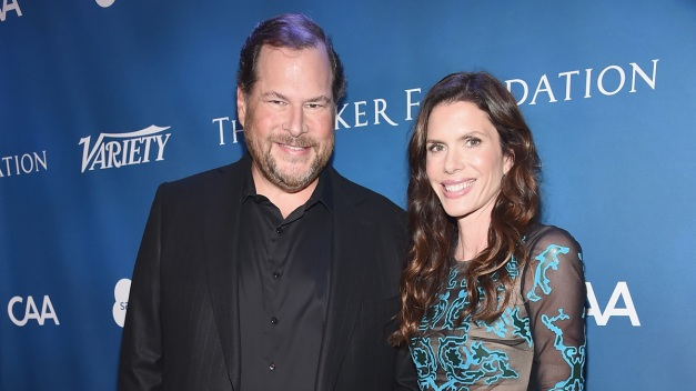 Time Magazine Sold for $190M to Salesforce Co-Founder, Wife