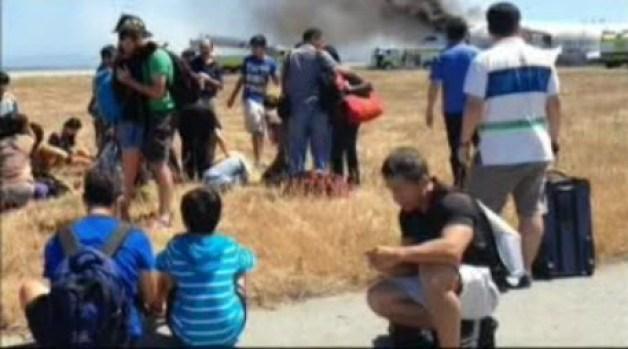 [BAY] SFO Plane Crash Survivors Say Escape Didn't Go Smoothly