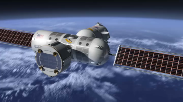 First 'Luxury' Space Hotel Set To Launch In 2021
