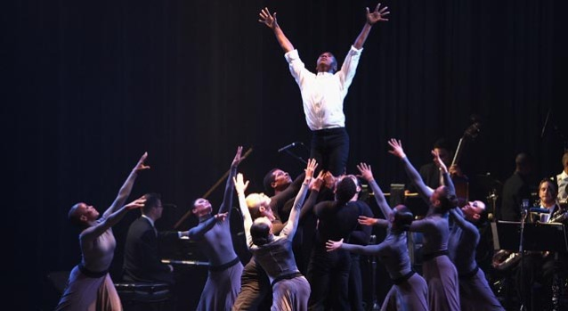 Alvin Ailey Gets Moving