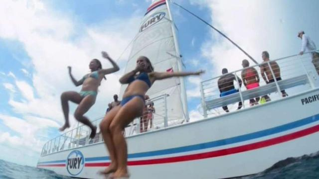Fury Key West Pumps Adrenaline Into Your Vacation