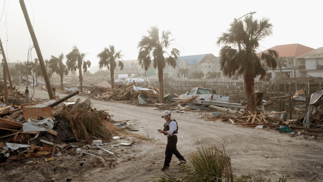 Florida Expects Extra Money for Hurricane Michael Recovery