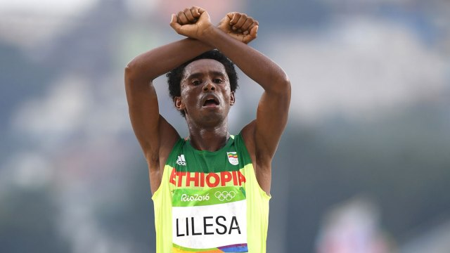 Ethiopia: Protesting Marathoner Would Be Welcomed as Hero