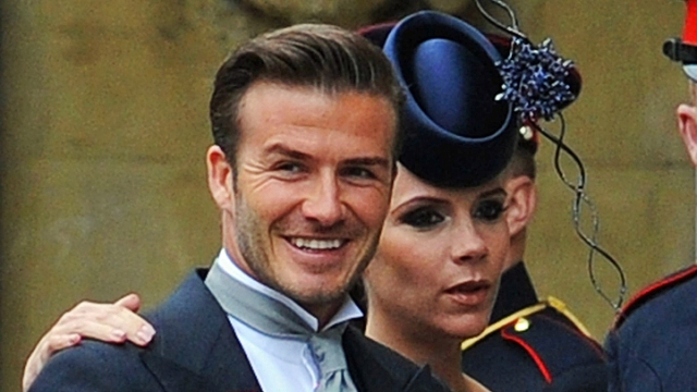 Victoria and David Beckham Splurge on Summer Rental