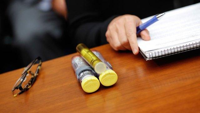 EpiPen Shortage Has Parents Struggling as Schools Open