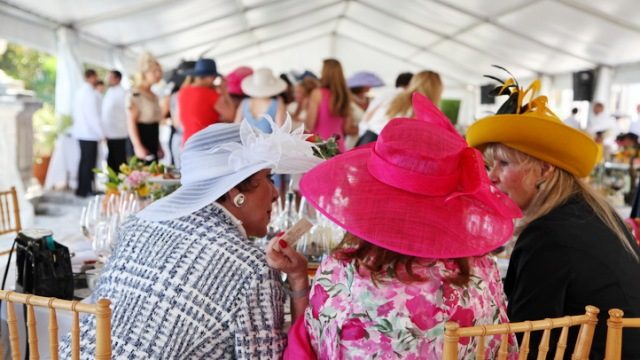 The Annual Ladies Hat Luncheon