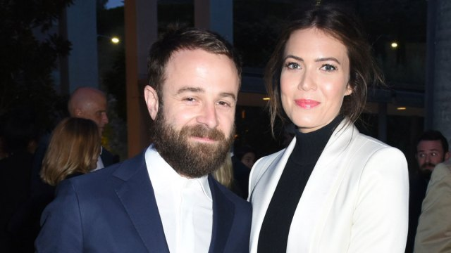 'This is Us...Married': Mandy Moore and Taylor Goldsmith Wed