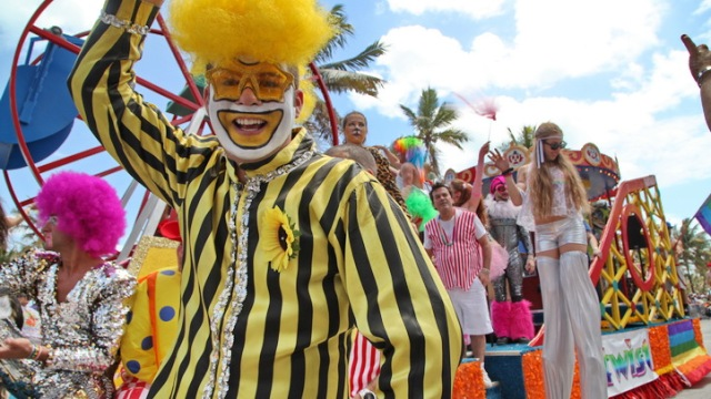 South Beach's 4th Annual Pride Parade