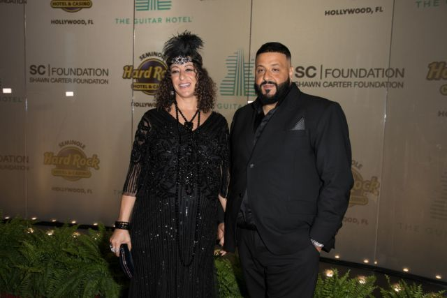 Stars Hit Red Carpet for Jay-Z's Gala at Hard Rock Hotel