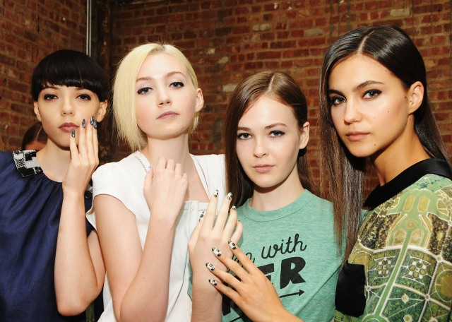 Spring's Top Nail Trends to Try Now