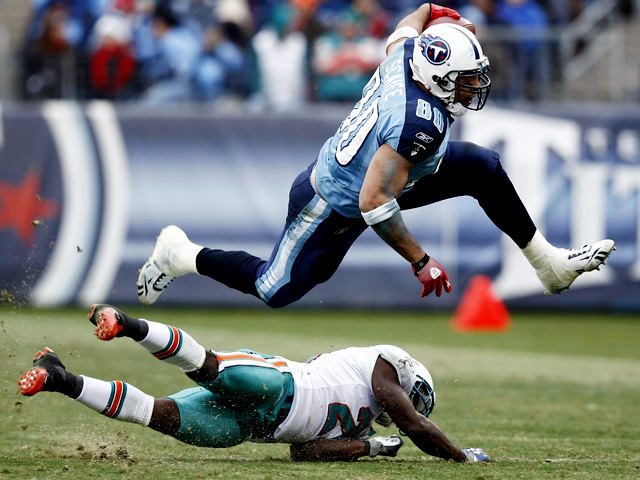 Misery in Pictures: Dolphins at Titans
