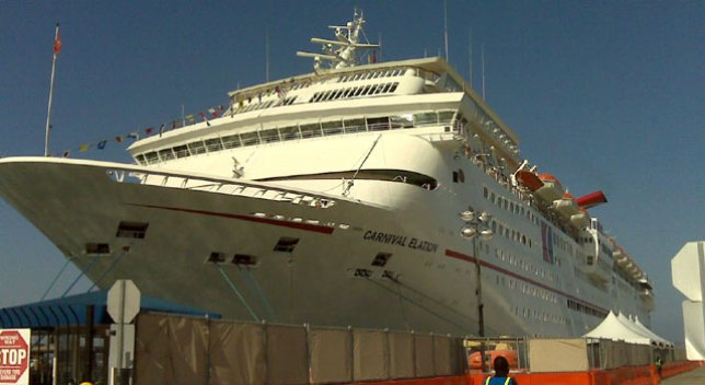 Woman Dies After Falling From Cruise Ship Balcony
