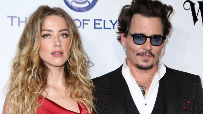 Depp's Wife Gave Statement to Police: Lawyers
